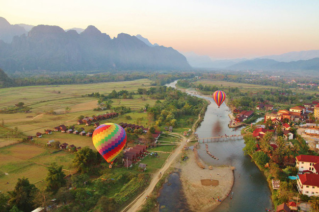 5 điểm du lịch không thể bỏ qua trong tháng 10 ở châu Á, có cả thành phố đáng sống nhất Việt Nam  - Ảnh 4.