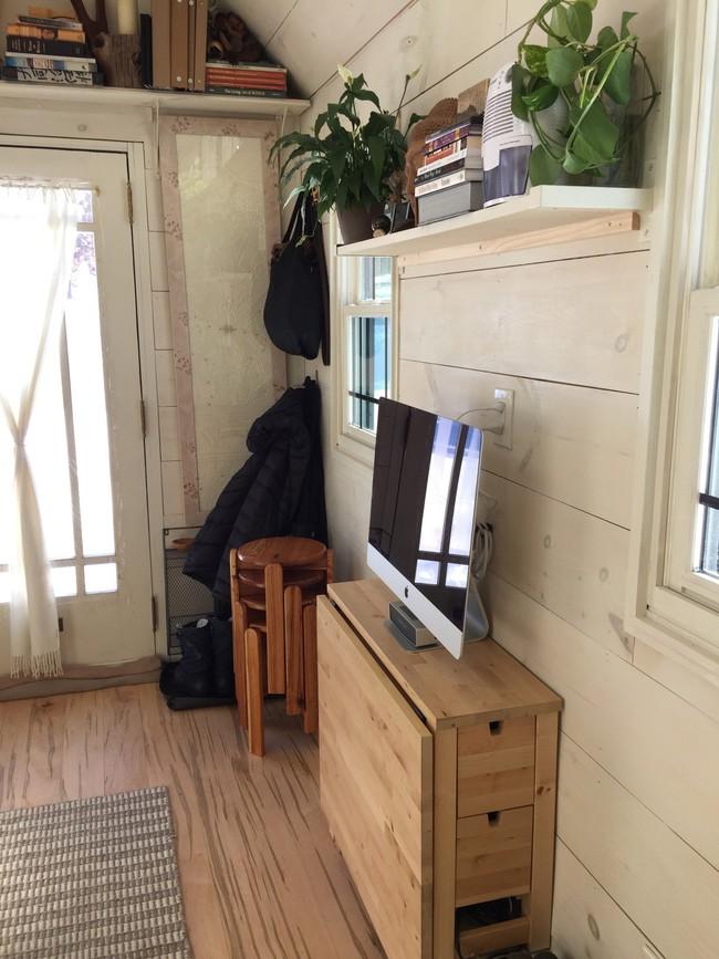 Loại ghế ngồi không thể thiếu trong những ngôi nhà nhỏ, nhìn thấy rồi bạn sẽ biết tại sao - Ảnh 2.