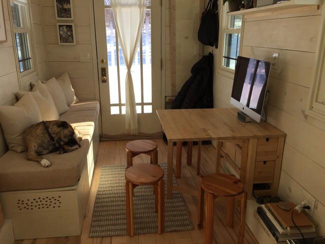 Loại ghế ngồi không thể thiếu trong những ngôi nhà nhỏ, nhìn thấy rồi bạn sẽ biết tại sao - Ảnh 8.