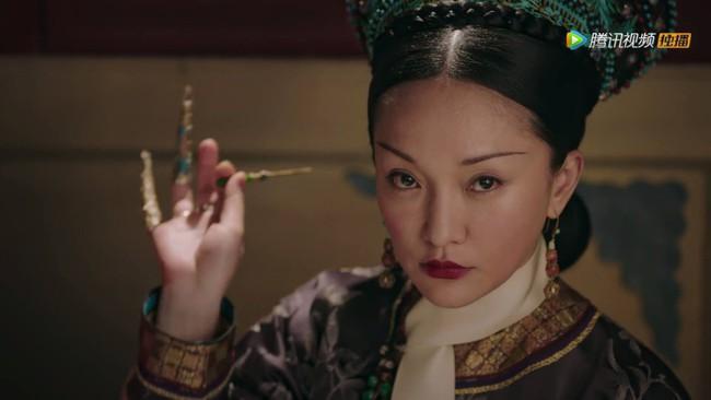 Fan vỡ òa khi Châu Tấn - Như Ý cắt tóc, uất hận nói với Càn Long: Mái tóc này ban cho Hoằng Lịch - Thanh Anh  - Ảnh 8.