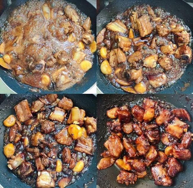 Được đầu bếp truyền cho tỉ lệ vàng, tôi làm món sườn heo rim chua ngọt lên tay hẳn, cả nhà ăn xong khen không ngớt lời - Ảnh 4.