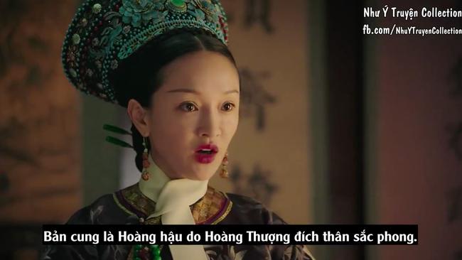 Đỉnh cao của diễn xuất: Chỉ với 1 ánh mắt khi ban chết cho Lệnh Phi - Lý Thuần, Châu Tấn đã làm fan náo loạn  - Ảnh 5.