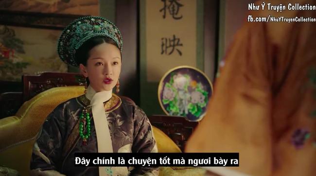 Đỉnh cao của diễn xuất: Chỉ với 1 ánh mắt khi ban chết cho Lệnh Phi - Lý Thuần, Châu Tấn đã làm fan náo loạn  - Ảnh 6.
