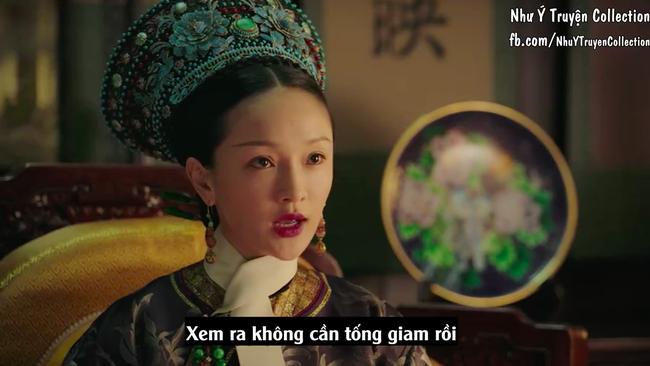 Đỉnh cao của diễn xuất: Chỉ với 1 ánh mắt khi ban chết cho Lệnh Phi - Lý Thuần, Châu Tấn đã làm fan náo loạn  - Ảnh 7.