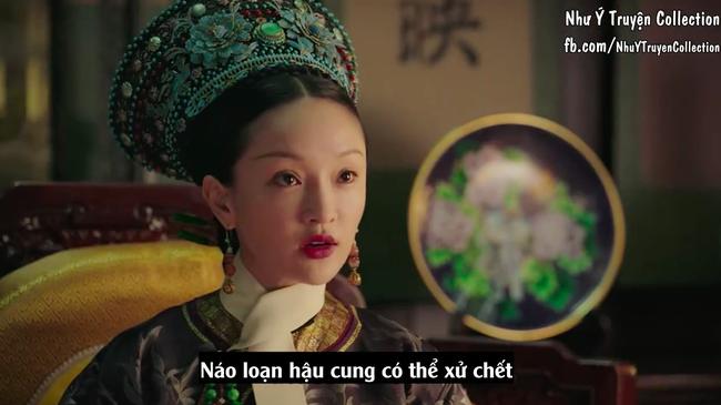 Đỉnh cao của diễn xuất: Chỉ với 1 ánh mắt khi ban chết cho Lệnh Phi - Lý Thuần, Châu Tấn đã làm fan náo loạn  - Ảnh 10.