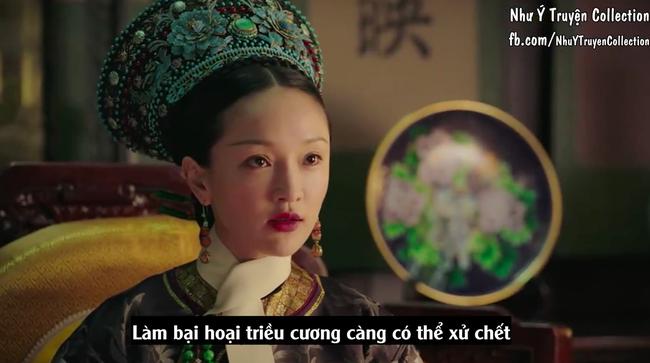 Đỉnh cao của diễn xuất: Chỉ với 1 ánh mắt khi ban chết cho Lệnh Phi - Lý Thuần, Châu Tấn đã làm fan náo loạn  - Ảnh 11.