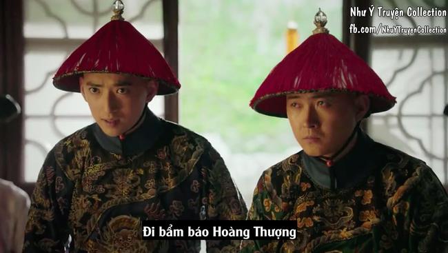 Đỉnh cao của diễn xuất: Chỉ với 1 ánh mắt khi ban chết cho Lệnh Phi - Lý Thuần, Châu Tấn đã làm fan náo loạn  - Ảnh 12.