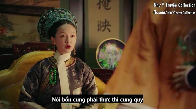 Đỉnh cao của diễn xuất: Chỉ với 1 ánh mắt khi ban chết cho Lệnh Phi - Lý Thuần, Châu Tấn đã làm fan náo loạn  - Ảnh 13.