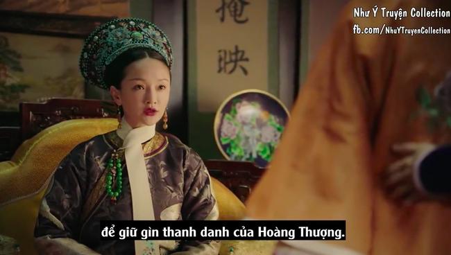 Đỉnh cao của diễn xuất: Chỉ với 1 ánh mắt khi ban chết cho Lệnh Phi - Lý Thuần, Châu Tấn đã làm fan náo loạn  - Ảnh 15.