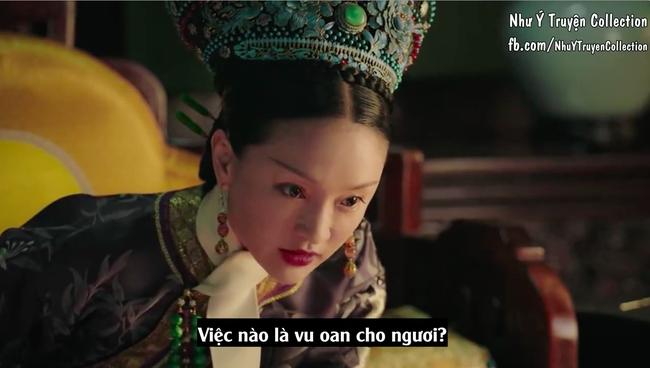 Đỉnh cao của diễn xuất: Chỉ với 1 ánh mắt khi ban chết cho Lệnh Phi - Lý Thuần, Châu Tấn đã làm fan náo loạn  - Ảnh 17.