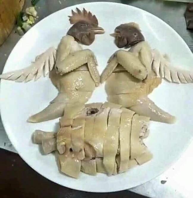 Bị mẹ vợ thử thách chặt gà, chẳng những không bị làm khó chàng rể này còn thành công ngoài sức tưởng tượng - Ảnh 2.