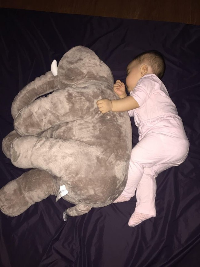 Luyện con tự ngủ từ 9 ngày tuổi, sau đúng 1 tuần mẹ 9x đã giúp con vào nếp tốt như chiếc đồng hồ báo thức - Ảnh 6.
