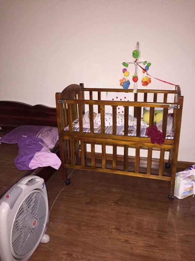 Luyện con tự ngủ từ 9 ngày tuổi, sau đúng 1 tuần mẹ 9x đã giúp con vào nếp tốt như chiếc đồng hồ báo thức - Ảnh 3.