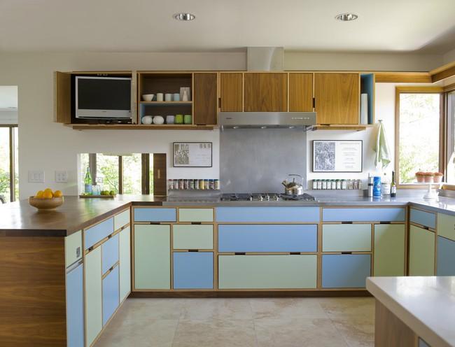 Mỗi căn một kiểu nhưng sau cải tạo, 2 phòng bếp này đều đẹp và tiện dụng đến bất ngờ  - Ảnh 3.