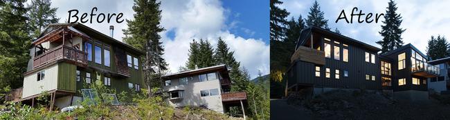 Công thức cải tạo nhà Before - After khiến người xem hào hứng về kết quả - Ảnh 4.