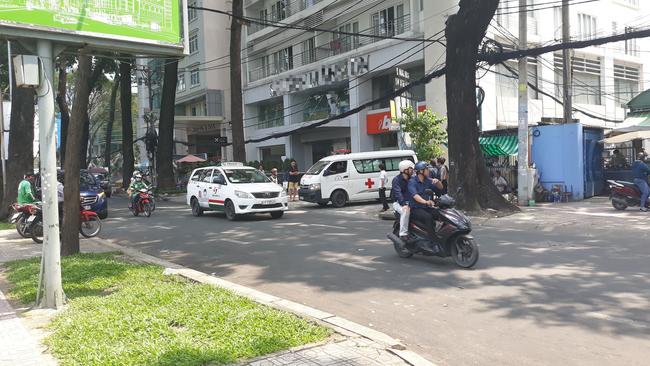 Cô gái trẻ 19 tuổi chết thương tâm khi rơi từ tòa nhà cao tầng ở Sài Gòn xuống đất - Ảnh 2.
