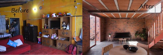 Công thức cải tạo nhà Before - After khiến người xem hào hứng về kết quả - Ảnh 9.