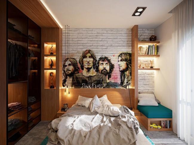25 cách trang trí phòng ngủ đẹp miễn chê, không thử một lần đúng là phí hoài tuổi trẻ! - Ảnh 12.