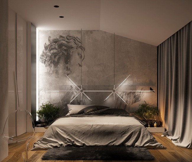 25 cách trang trí phòng ngủ đẹp miễn chê, không thử một lần đúng là phí hoài tuổi trẻ! - Ảnh 15.