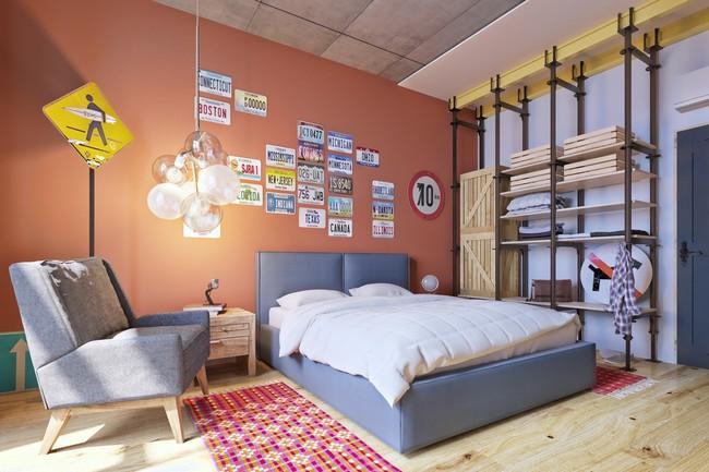 25 cách trang trí phòng ngủ đẹp miễn chê, không thử một lần đúng là phí hoài tuổi trẻ! - Ảnh 25.