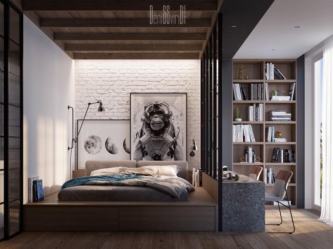25 cách trang trí phòng ngủ đẹp miễn chê, không thử một lần đúng là phí hoài tuổi trẻ! - Ảnh 3.