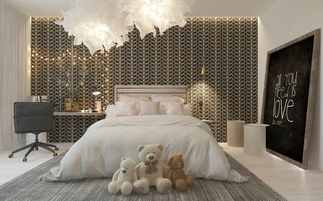 25 cách trang trí phòng ngủ đẹp miễn chê, không thử một lần đúng là phí hoài tuổi trẻ! - Ảnh 5.