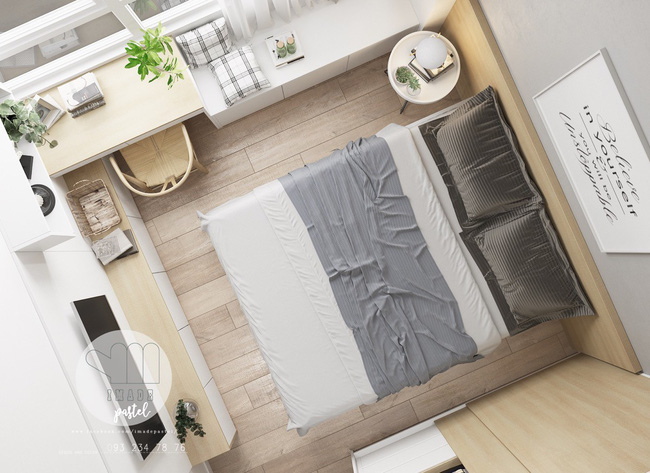 25 cách trang trí phòng ngủ đẹp miễn chê, không thử một lần đúng là phí hoài tuổi trẻ! - Ảnh 7.