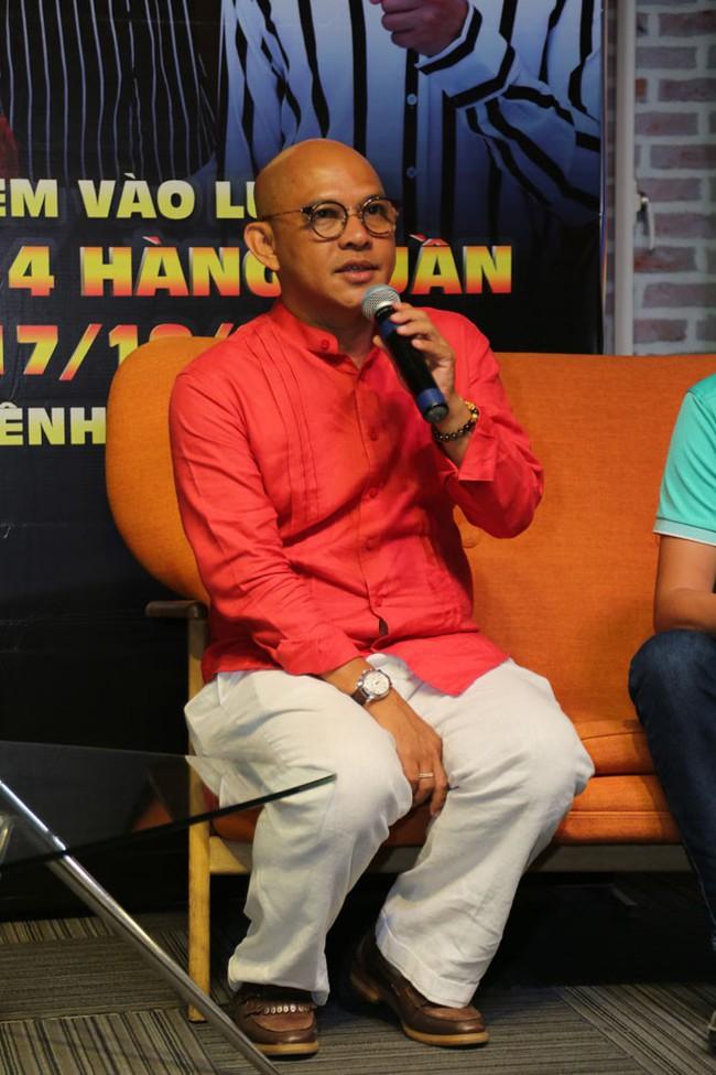 Trường Giang - Ngô Kiến Huy bỏ họp báo Thách thức danh hài nửa chừng để chạy đi quay gameshow khác - Ảnh 8.