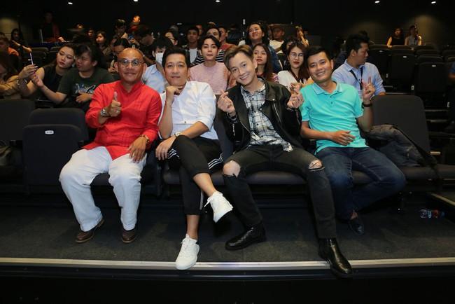 Trường Giang - Ngô Kiến Huy bỏ họp báo Thách thức danh hài nửa chừng để chạy đi quay gameshow khác - Ảnh 7.