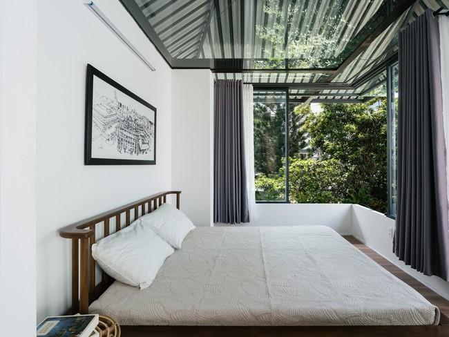 Ngôi nhà cấp 4 hóa biệt thự sân vườn đẹp thuyết phục tại Sài Gòn - Ảnh 17.