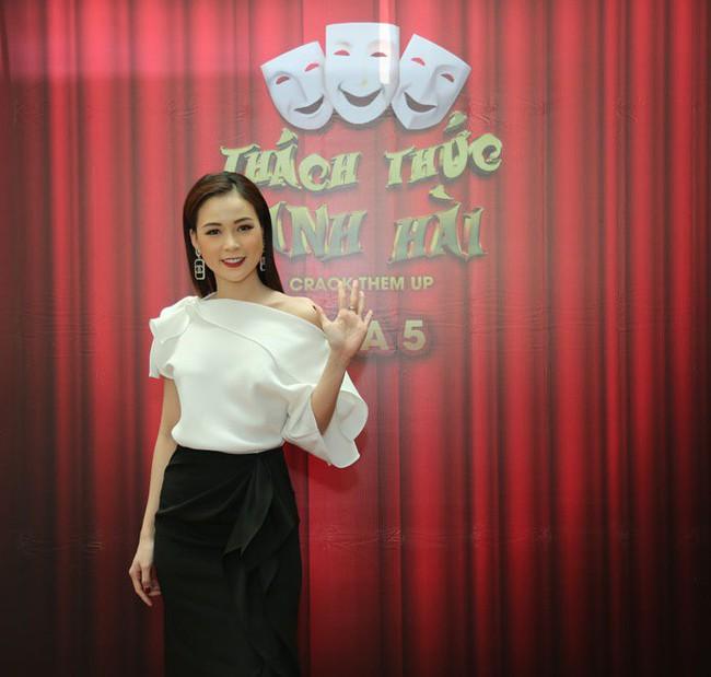 Trường Giang - Ngô Kiến Huy bỏ họp báo Thách thức danh hài nửa chừng để chạy đi quay gameshow khác - Ảnh 3.