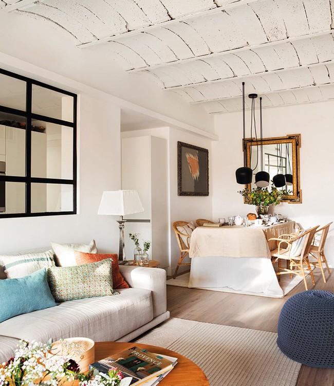 Đây chính là căn hộ đáng mơ ước của bất cứ cặp vợ chồng trẻ nào - Ảnh 2.