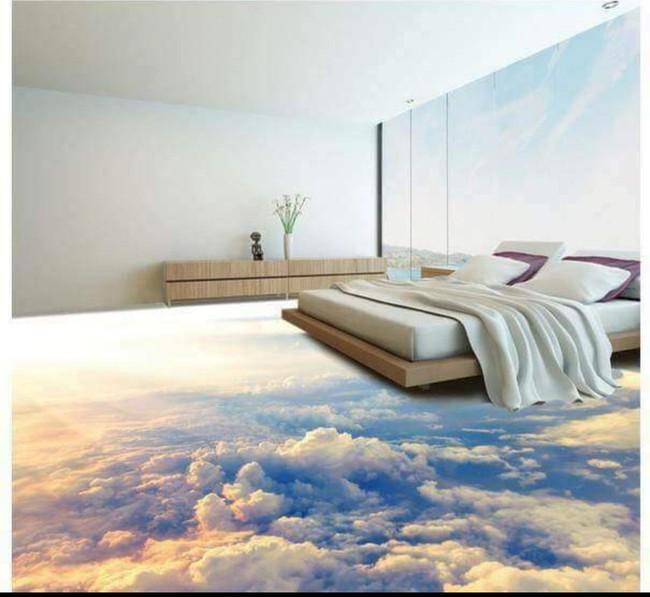 Với kiểu sàn nhà này, ngôi nhà bạn sẽ trở thành một bức tranh sinh động đến khó tin - Ảnh 3.