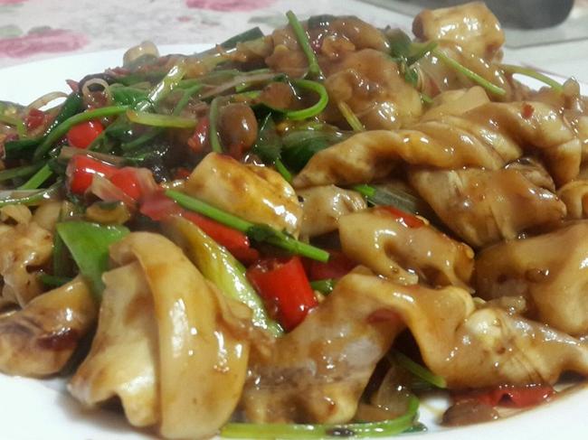 Những món ăn kinh dị sợ chết khiếp ở Giang Tô - một trong tứ đại trường phái ẩm thực lớn nhất Trung Hoa  - Ảnh 11.