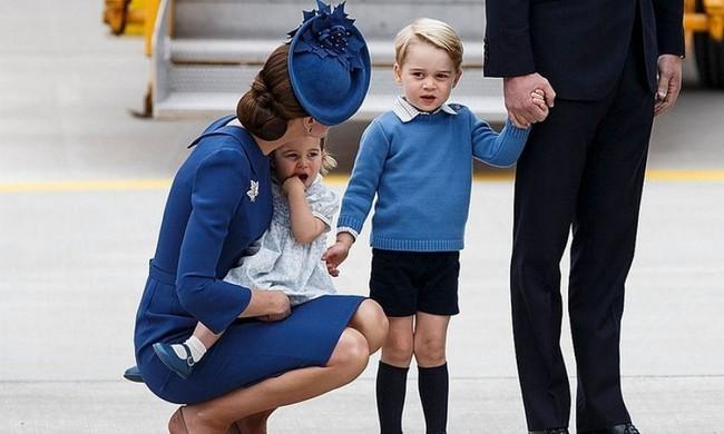 Công nương Kate Middleton tiết lộ bài học mà cô lúc nào cũng gắng hết sức để dạy dỗ các con - Ảnh 4.