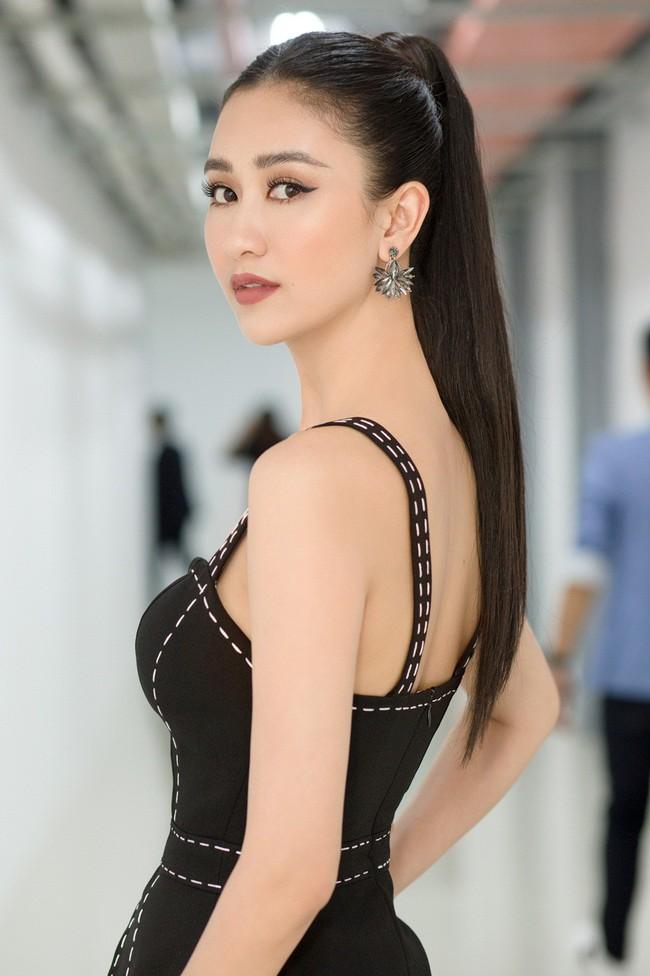 Á hậu Hà Thu tám xuyên lục địa với Minh Hằng - Minh Tú tại sự kiện - Ảnh 8.