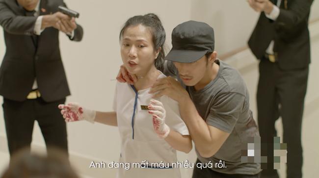 Hậu duệ mặt trời bản Việt: Cặp đôi quá lứa khiến khán giả cười ngất dù chỉ xuất hiện vài phút mỗi tập - Ảnh 3.
