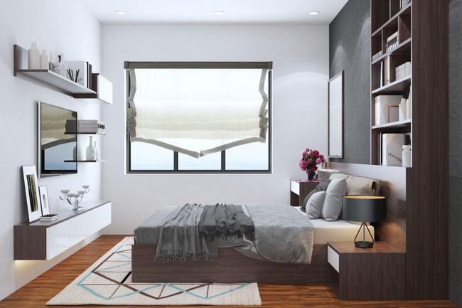 Tư vấn thiết kế nhà cấp 4 đầy đủ tiện nghi, chuyển hướng nhà cho hợp phong thủy trên mảnh đất 60m²  - Ảnh 7.