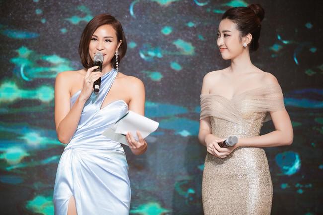 Phương Mai đọ vẻ nóng bỏng bên Hoa hậu Đỗ Mỹ Linh - Ảnh 9.