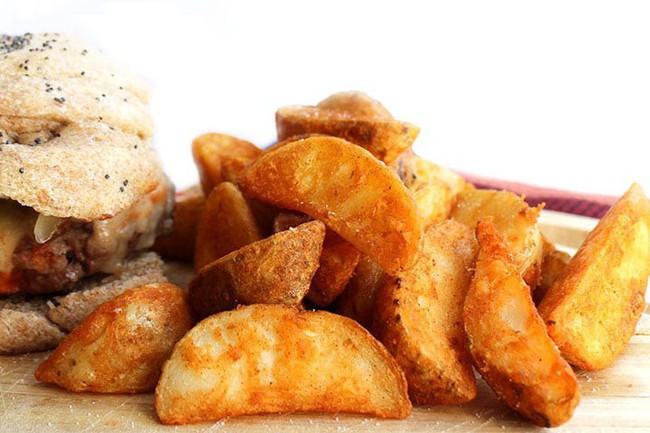 Muốn có khoai tây nướng vàng ngon thơm phức bạn không thể bỏ qua bài viết này - Ảnh 5.