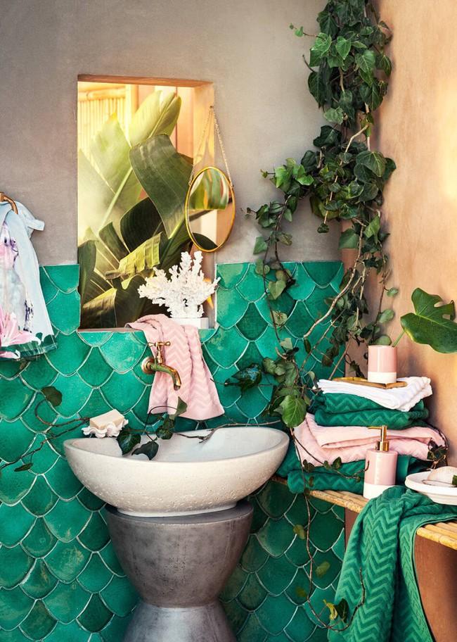 Đem cây xanh vào phòng tắm, xu hướng đang hot hiện nay, trông thì rườm rà nhưng lại đơn giản hơn bạn nghĩ! - Ảnh 2.