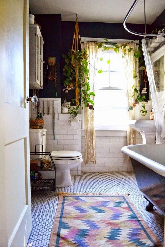 Đem cây xanh vào phòng tắm, xu hướng đang hot hiện nay, trông thì rườm rà nhưng lại đơn giản hơn bạn nghĩ! - Ảnh 3.