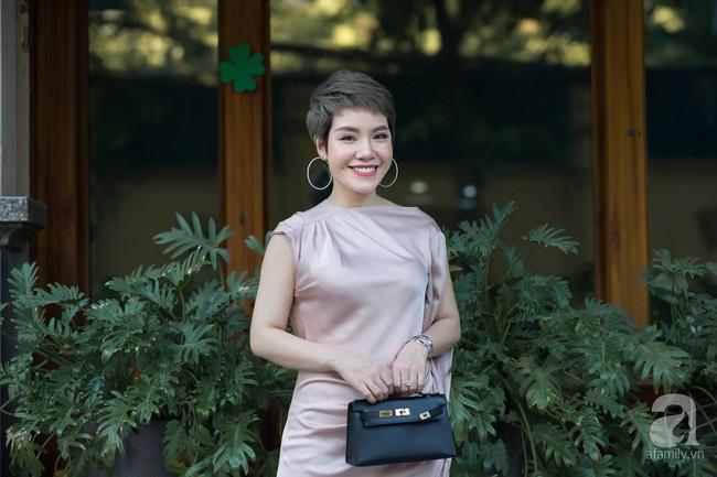 Chuyện của Vân Anh Trần - người đàn bà đẹp chọn việc xây nhà, nhường chồng lui về hậu phương xây tổ ấm - Ảnh 9.