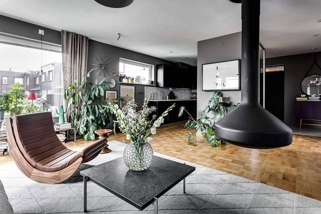 Căn hộ 60m² với phong cách Scandinavian đẹp đến từng milimet không thể không yêu - Ảnh 6.