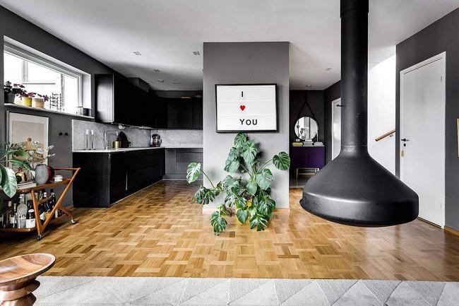 Căn hộ 60m² với phong cách Scandinavian đẹp đến từng milimet không thể không yêu - Ảnh 7.