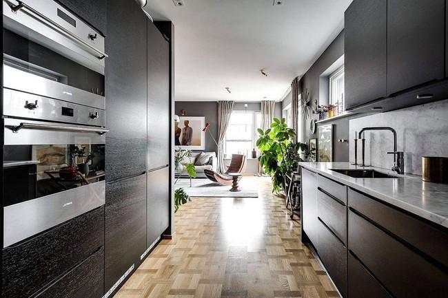 Căn hộ 60m² với phong cách Scandinavian đẹp đến từng milimet không thể không yêu - Ảnh 8.