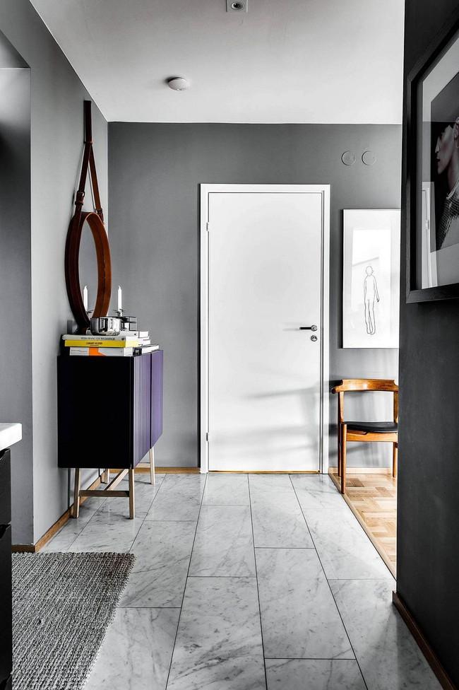 Căn hộ 60m² với phong cách Scandinavian đẹp đến từng milimet không thể không yêu - Ảnh 10.