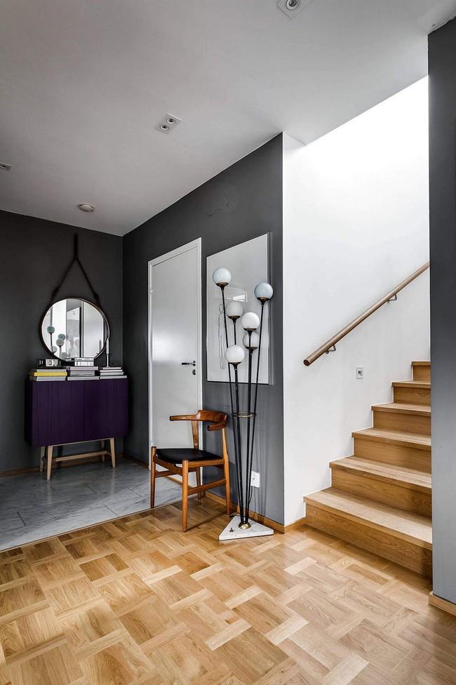 Căn hộ 60m² với phong cách Scandinavian đẹp đến từng milimet không thể không yêu - Ảnh 11.