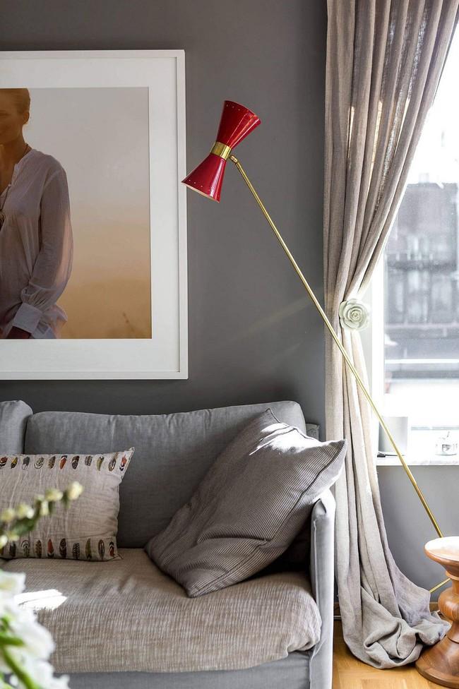 Căn hộ 60m² với phong cách Scandinavian đẹp đến từng milimet không thể không yêu - Ảnh 12.