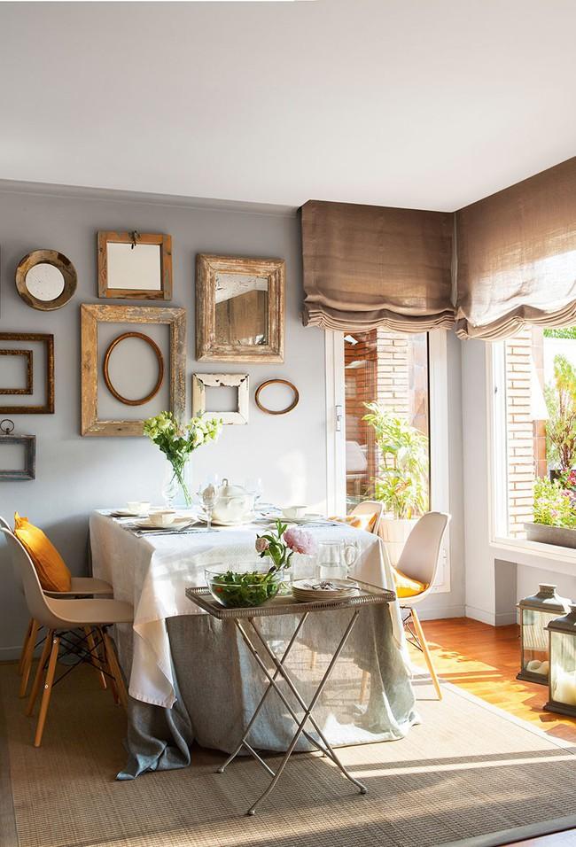 10 ý tưởng trang trí phòng ăn đẹp mắt lại dễ bắt chước để chị em làm mới tổ ấm - Ảnh 1.
